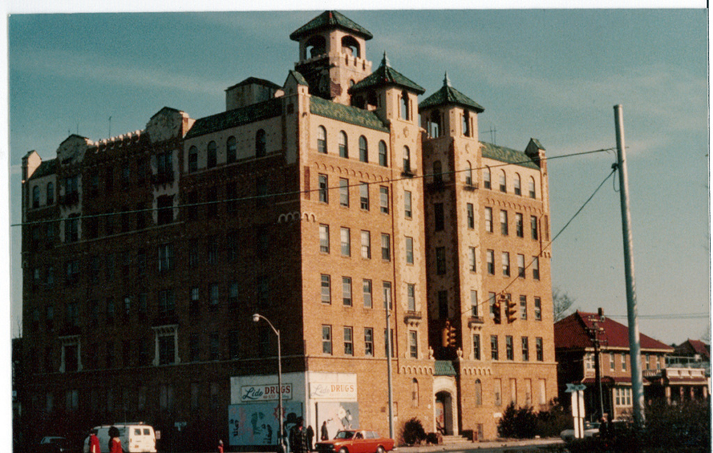 Granada Towers, 1970s