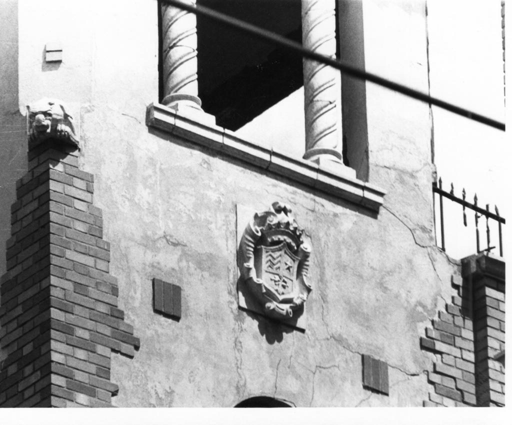 architechtural detail, Granada Towers