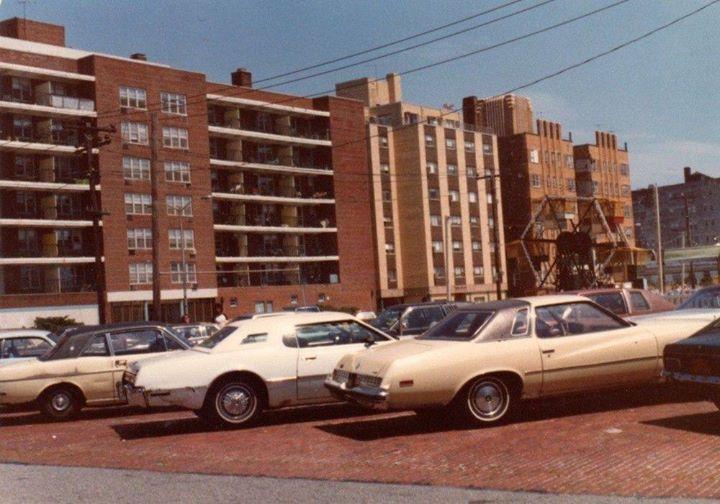 Jackson apartments, 1970s