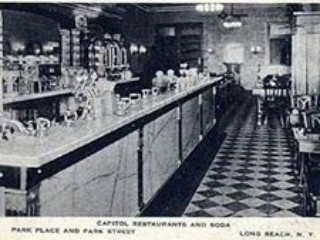 interior, Capitol bar