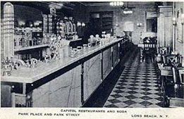interior, Capitol bar