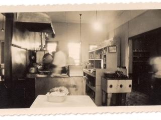 Capri's kitchen