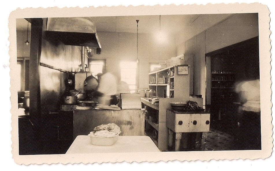 Capri's kitchen