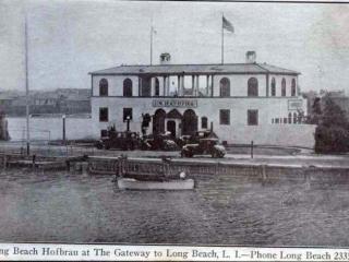 Long Beach Hofbrau restaurant