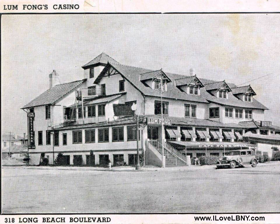 postcard: Lum Fon'gs casino