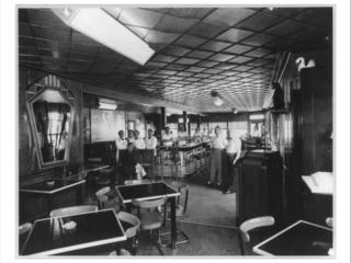 interior, Virginian Bar and Restaurant