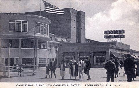 Castles Baths and Castles Theatre