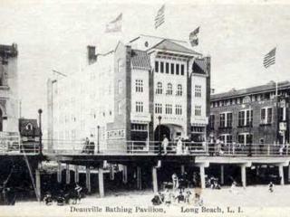 Deauville Baths, 1957