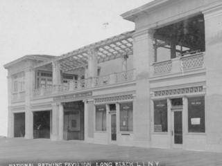 National Bathing Pavillion, 1910