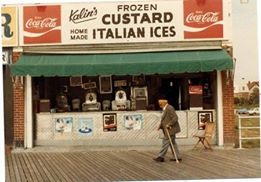 Kalin's custard and ices--storefront