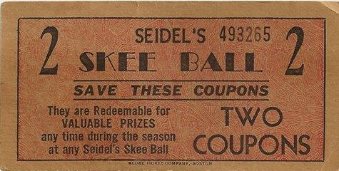 boardwalk Skee Ball coupons